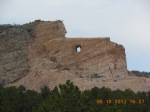 "Crazy Horse: ""My lands are where my dead lie buried."""