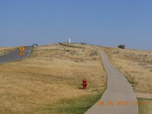 Last Stand Hill--RIP, 7th Cavalry, June 25, 1876.