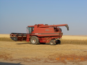1680 Axial-Flow Case International Combine