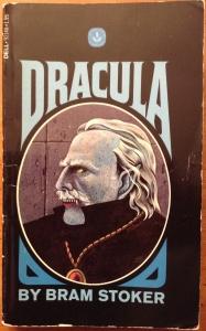 Dracula, by Bram Stoker, Cover ©1979
