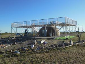UFO Watchtower, Hooper, Colorado, June 28, 2014