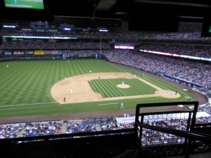 Rockies v. Dodgers, July 3, 2014