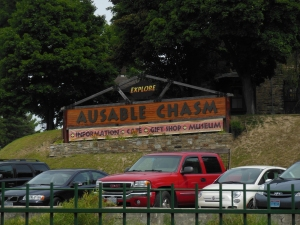 Ausable Chasm, New York (August 12, 2014)
