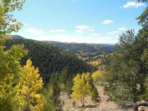 Colorado Highway 67 to Cripple Creek/Victor, Sept 26, 2014
