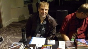 Aaron Michael Ritchey, MileHiCon46, Autograph Alley, Oct 24, 2014.