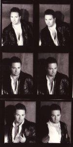 Leather Jacket Frank Contact Sheet ©1988 (Michael Drejza, Photographer)