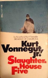 Slaughter-House Five, by Kurt Vonnegut, Jr., Cover ©1977