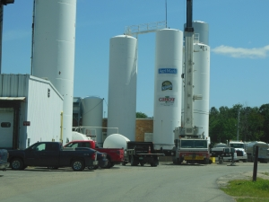 McCadam Cheese Industrial Works, Chateaugay, New York, July 16, 2015