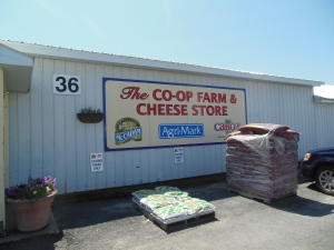 McCadam Cheese Store, Chateaugay, New York, July 16, 2015