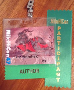 MileHiCon47, Hyatt Regency Hotel, Denver, CO, October 23-25, 2015