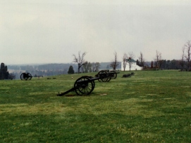 The Dead Must Die. Bull Run Battlefield, VA (April 22, 1990, © F. P. Dorchak)