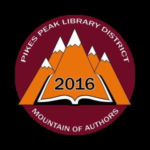 Mountain of Authors 2016! Pikes Peak Library 21C, Colorado Springs, Colorado