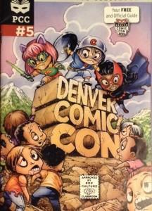 Denver Comic Con, June 17-19, 2016