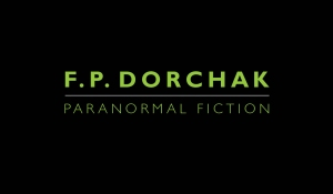 Paranormal Fiction Writer (Design © Lon Kirschner and F. P. Dorchak)