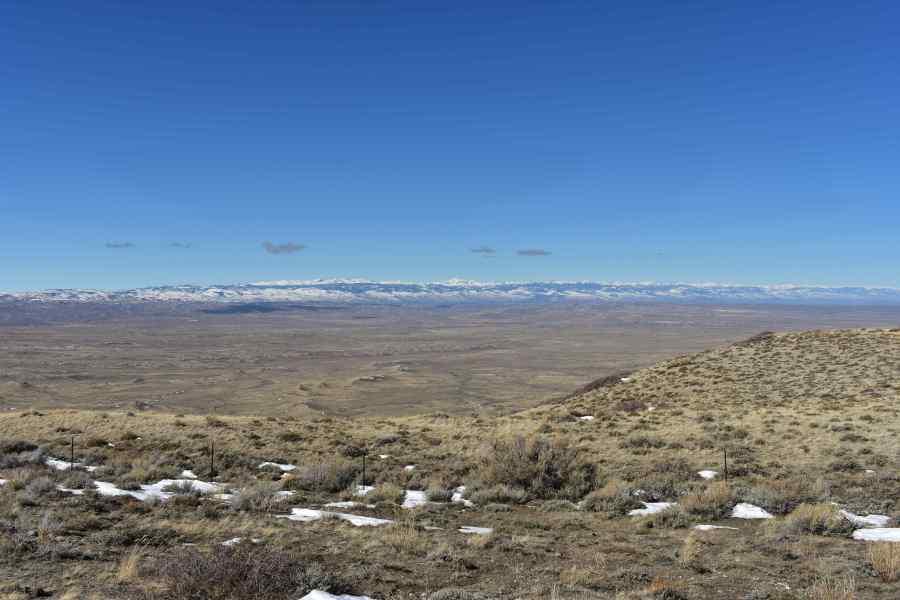 Wind River Basin Overlook? (© F. P. Dorchak, March 7, 2017)