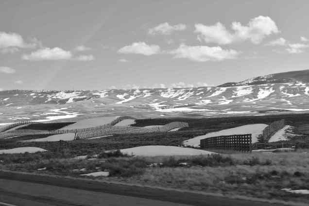 Wyoming Noir. (© F. P. Dorchak, March 11, 2017)