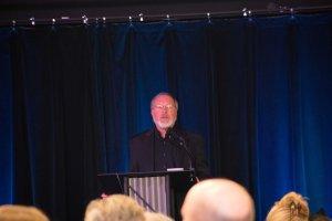 MOA 2018 Keynote Speaker, Kevin J. Anderson. (Photo © F. P. Dorchak)
