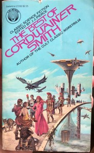 The Best of Cordwainer Smith (Image © F. P. Dorchak)