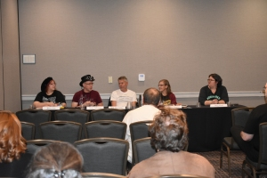 Tips On Being An Awesome Panelist! (© F. P. Dorchak, Oct 19, 2018)
