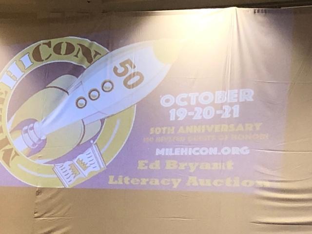 Ed Bryant Literary Auction. (© F. P. Dorchak, Oct 20, 2018)