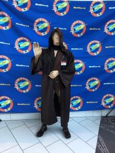 Mannequin Skywalker (© F. P. Dorchak, Oct 27, 2018) Mannequin Skywalker (© F. P. Dorchak, Oct 27, 2018)
