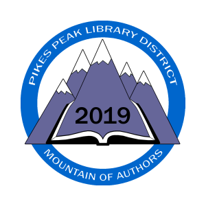 Colorado Springs, Colorado 2019 Mountain of Authors! (© 2019 PPLD, used with permission)