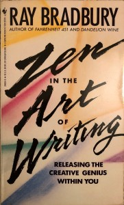 Zen in the Art of Writing, by Ray Bradbury, Cover ©1992