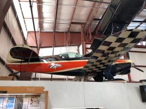 Skybolt Homebuilt Aerobatic Biplane, Weisbrod Aircraft Museum (© February 15, 2020 F. P. Dorchak)
