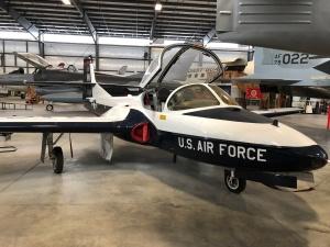 """T-37, """"Tweet,"""" Weisbrod Aircraft Museum (© February 15, 2020 F. P. Dorchak)"""