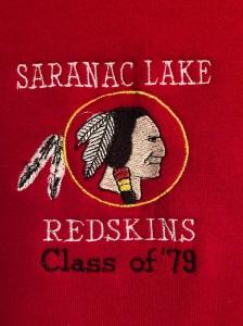 """SLCHS """"Redskins"""" (Image © 2020 F. P. Dorchak)"""