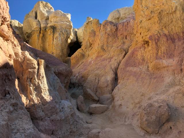 The Cave Entrance (Image © 2020 F. P. Dorchak)